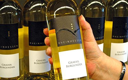 Wein-Eigenmarke